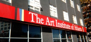 Art Institute Sign